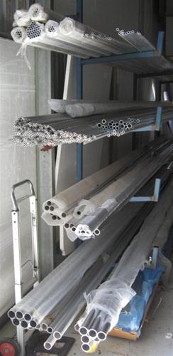 Aluminium Tube and RHS
