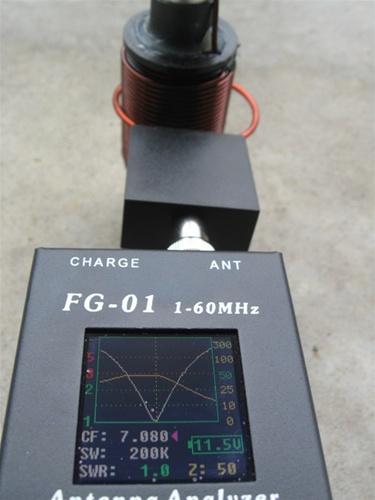 FG-01 Trap Tester